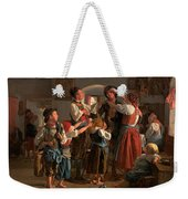 The Conscript's Farewell  Weekender Tote Bag