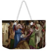 The Conversion Of Mary Magdalene Weekender Tote Bag