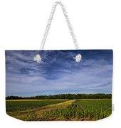 The Corn Fields Of Alabama Weekender Tote Bag