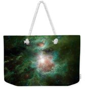 The Cosmic Hearth Weekender Tote Bag