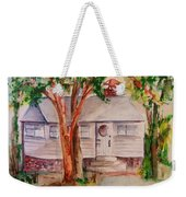 The Cottage In The Highlands Weekender Tote Bag