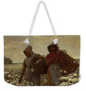 The Cotton Pickers Weekender Tote Bag