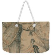The Country Dance Weekender Tote Bag