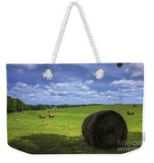 The Country House Hayfield Weekender Tote Bag