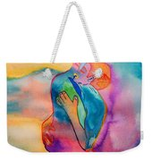 The Couple Image 2 Weekender Tote Bag