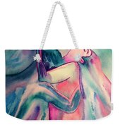 The Couple Image 4 Weekender Tote Bag