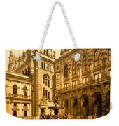 The Court House-hamburg-germany - Between 1890 And 1900 Weekender Tote Bag