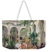 The Court Of The Harem Weekender Tote Bag by Albert Girard