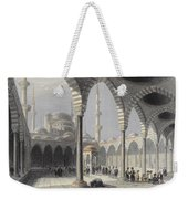 The Court Of The Mosque Of Sultan Weekender Tote Bag