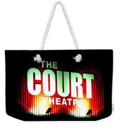 The Court Theatre Weekender Tote Bag