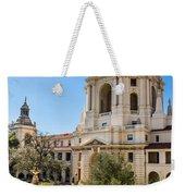 The Courtyard - Beautiful Pasadena City Hall. Weekender Tote Bag