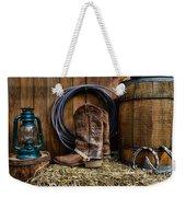 The Cowboy Weekender Tote Bag by Paul Ward
