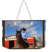 The Cowboys Weekender Tote Bag