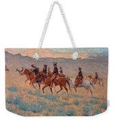 The Cowpunchers Weekender Tote Bag