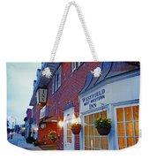 The Cozy Inn Weekender Tote Bag