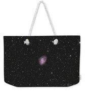 The Crab Nebula, A Supernova Remnant Weekender Tote Bag