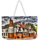 The Cross Keys Pub Dagenham Weekender Tote Bag