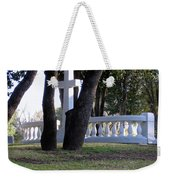 The Cross Through The Trees Weekender Tote Bag