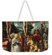 The Crucifixion Of Christ Weekender Tote Bag