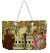 The Crucifixion Of Our Lord Weekender Tote Bag