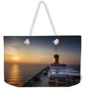 The Cruise Weekender Tote Bag