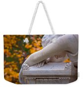 The Crying Angel Weekender Tote Bag