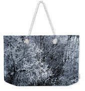 The Crystal Forest Weekender Tote Bag