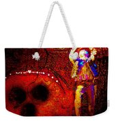 The Crystal Mouse Weekender Tote Bag