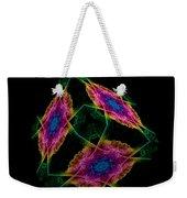 The Cube 2 Weekender Tote Bag