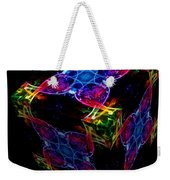 The Cube 4 Weekender Tote Bag