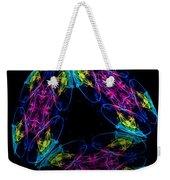 The Cube 6 Weekender Tote Bag