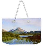 The Cuillin Hills Of Skye In The Western Isles Weekender Tote Bag