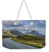 The Cuillin Mountains Of Skye 2 Weekender Tote Bag