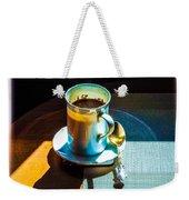The Cup Of Black Coffee 1 Weekender Tote Bag