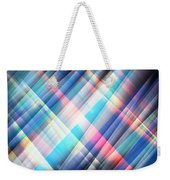 The Curtain Of Space Weekender Tote Bag