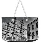The Cutty Sark And Gipsy Moth Pub Greenwich Weekender Tote Bag