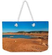 The Cyclic Lake Weekender Tote Bag