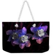 The Daffodil Trio Weekender Tote Bag