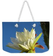 The Daily Bloom Weekender Tote Bag
