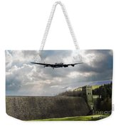 The Dambusters Over The Derwent Weekender Tote Bag