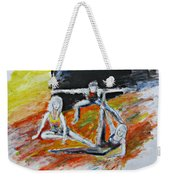 The Dance Audition Weekender Tote Bag