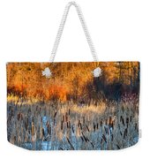 The Dance Of The Cattails Weekender Tote Bag