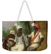 The Dance Of The Handkerchief Weekender Tote Bag