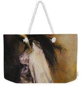 The Dancer Weekender Tote Bag by Diane Kraudelt