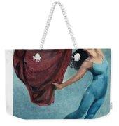 The Dancer Weekender Tote Bag