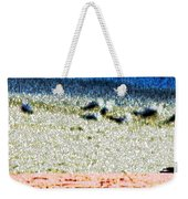 The Dancing Seagull Weekender Tote Bag