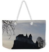 The Dark Side Of The Castle Weekender Tote Bag