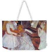 The Daughters Of Catulle Mendes Weekender Tote Bag