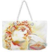 The David By Michelangelo. Tribute Weekender Tote Bag