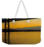 The Dawn Of Day II Weekender Tote Bag